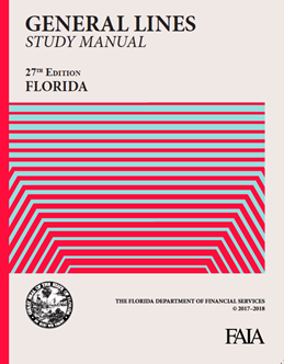 Florida adjuster Study Manual Independent Contractor
